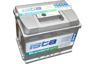 Аккумулятор ISTA Standard (66 А/ч), 570А