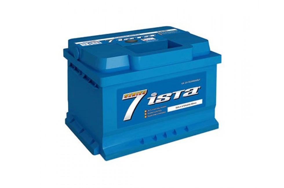 Аккумулятор ISTA 7 Series (66 А/ч), 640A
