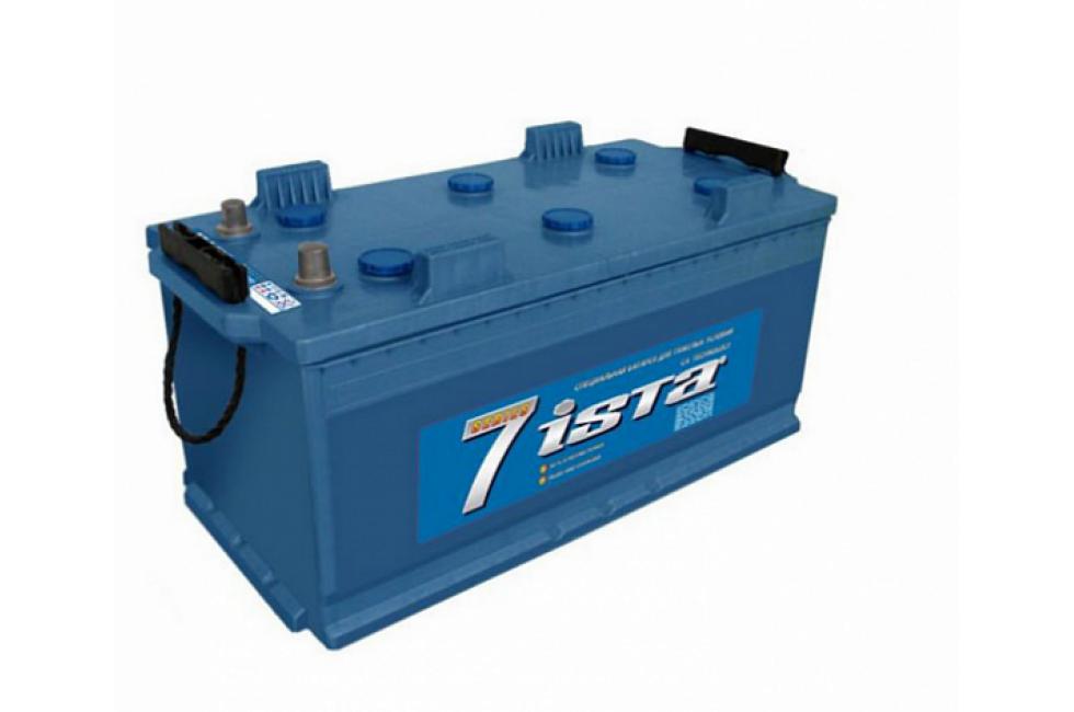 Аккумулятор ISTA 7 Series 6СТ-190 АУ1 Б (190 А/ч), 1150А