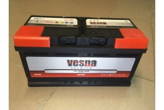 Аккумулятор VESNA Premium 100 a/h R+ 850A (EN)