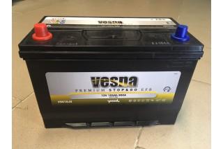 Аккумулятор VESNA azia EFB 105 a/h L+ 900A