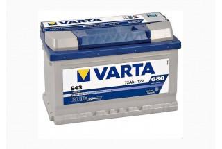 Аккумулятор Varta Blue Dyn 572409 (72 Ah) 680A