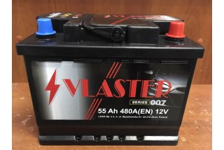 Аккумулятор Vlaster 55A\h 480A (EN)