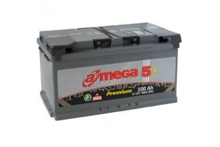 Аккумулятор A-mega 100 R+ 950 A (EN)