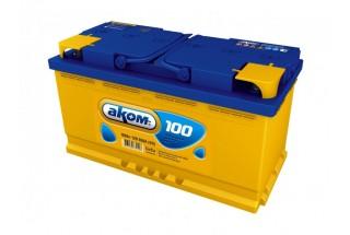 Аккумулятор Akom 100 a/h 850(EN)
