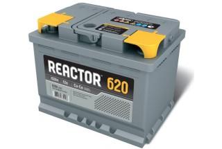 Аккумулятор Reactor 62 a/h 620A (EN)