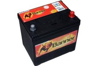 Аккумулятор Banner Power Bull P6068 Asia 510A e/n R+