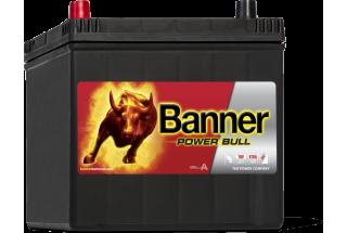 Аккумулятор Banner Power Bull P6069 Asia 510A e/n L+