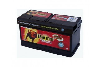 Аккумулятор Banner AGM 80 a/h 800A (EN)
