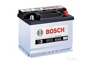Аккумулятор Bosch S3 545 412з 400A