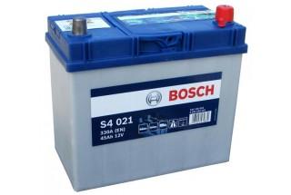 Аккумулятор Bosch S4 545 156 330A R+
