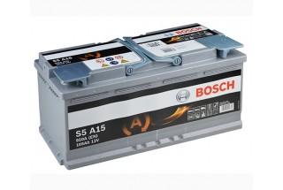 Аккумулятор BOSCH S5 AGM 105 R