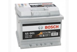 Аккумулятор BOSCH S5 52 R