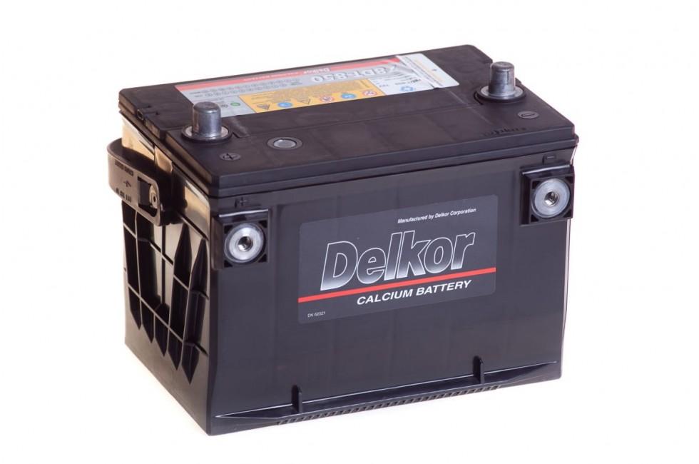 Аккумулятор Delkor (78DT-850) 95 a/h 4-клеммы 850A e/n