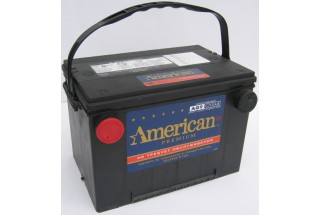Аккумулятор Medalist American (78730) 95 A/h 730A e/n