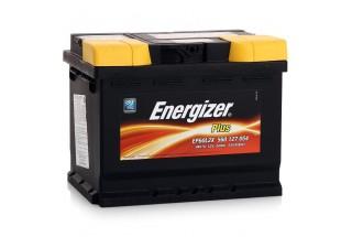 Аккумулятор Energizer plus 60 a/h 540A (EN)