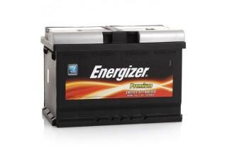 Аккумулятор Energizer prem 77 a/h 780 (EN)