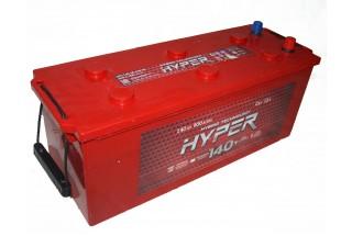 Аккумулятор Hyper 140 a/h 900A