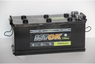 Аккумулятор Исток 190 a/h 1200 e/n