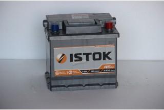 Аккумулятор ИСТОК 45 a/h 330 (EN)