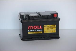 Аккумулятор Moll 71 A/ч R 680(EN)