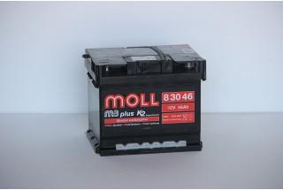 Аккумулятор Moll M3 Plus 46 A//ч 430A (EN)