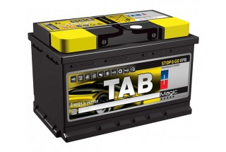 Аккумулятор TAB Magic STOP & GO EFB 80 A/h 760А R+