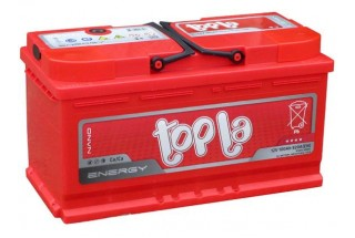 Аккумулятор Topla Energy 100 Ah 800 (EN) короткий