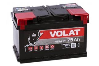 Аккумулятор VOLAT Ultra 75 А/ч 750А