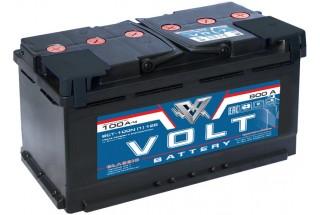 Аккумулятор Volt 100 a/h 800A