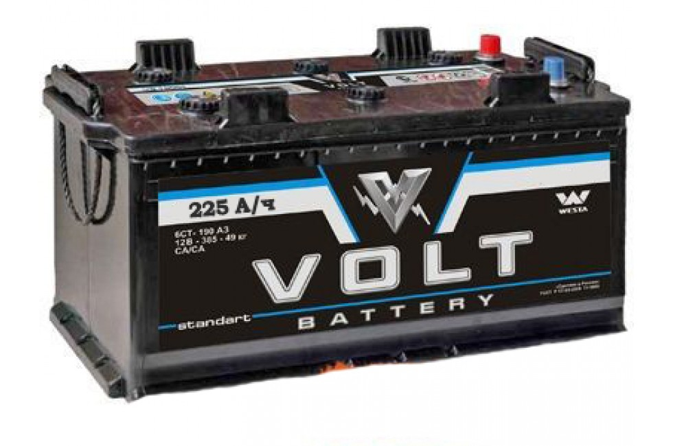Аккумулятор Volt 225 a/h 1500 (EN)