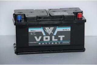 Аккумулятор Volt 90 a/h