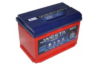 Аккумулятор Westa EFB 74 a/h 710A