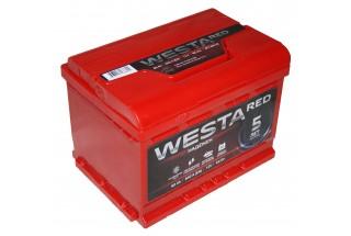 Аккумулятор Westa RED 60 a/h 640A