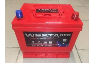 Аккумулятор Westa RED Asia 60 a/h