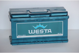 Аккумулятор Westa 92 a/h 800A