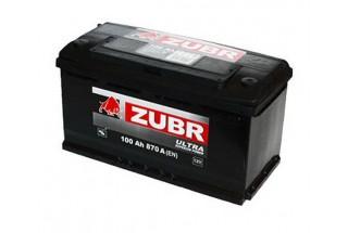 Аккумулятор Зубр ультра 100 a/h 820A (EN)