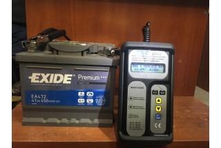 Аккумулятор Exide Premium 47 A/h 450A