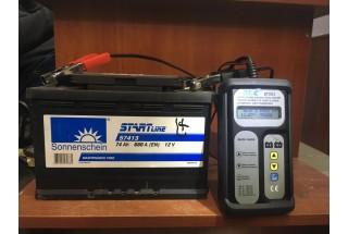 Аккумулятор Sonnenschein Start Line 74 А/ч 680A