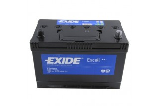 Аккумулятор Exide Excell EB1004 (100 A/h), 720A R+