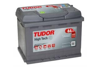 Аккумулятор Tudor High Tech 64 А/ч 640A L+