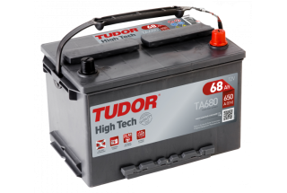 Аккумулятор Tudor High Tech TA680 68 А/ч 650A