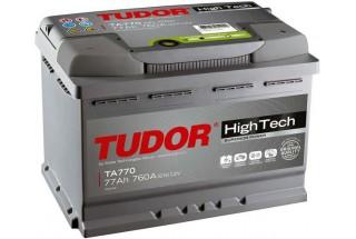Аккумулятор Tudor High Tech TA770 77 А/ч 760A