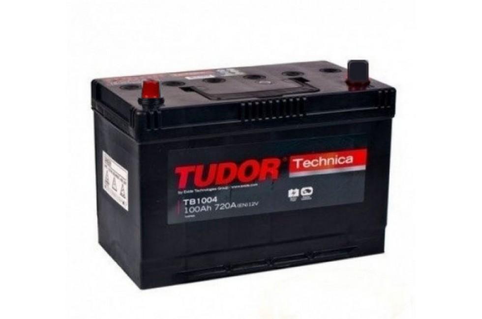 Аккумулятор Tudor Technika TB1005 100 А/ч 720A L+