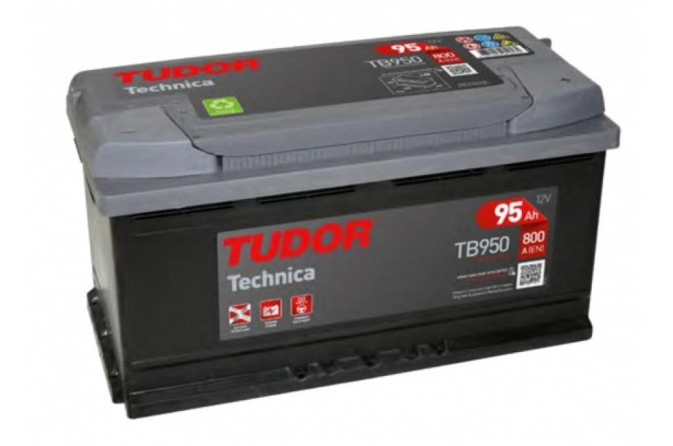 Аккумулятор Tudor Technika TB950 95 А/ч 800A