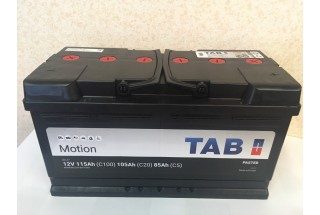 Аккумулятор TAB Motion PASTED 105 a/h R