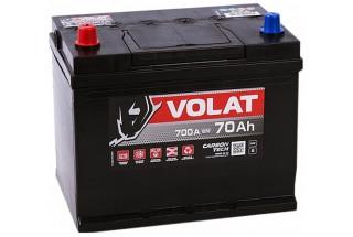 Аккумулятор VOLAT Ultra ASIA 70 A/h 700A L+