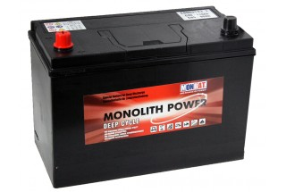 Аккумулятор MONBAT Monolith Deep Cycle 90/110