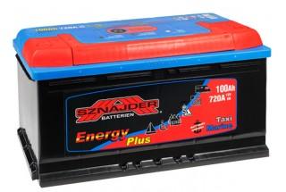 Аккумулятор SZNAJDER Energy 100 R