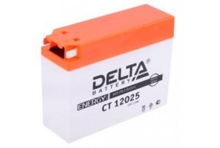 Аккумулятор Delta CT12025 (YTX4B-BS)